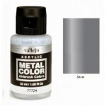 Vallejo Metal Color 77724 Silver